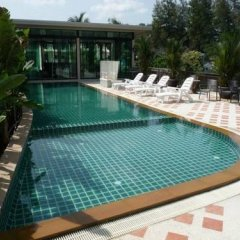 Апартаменты Apartment in Phuket Town спортивное сооружение