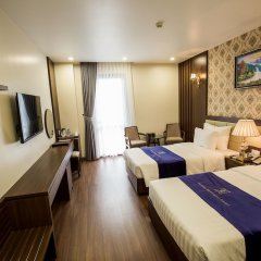 Halong Boutique Hotel комната для гостей фото 3