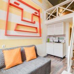 Апартаменты Sokroma Casa Verde Apartments комната для гостей фото 5
