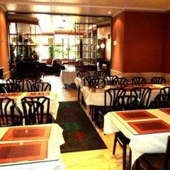 Hotel Continental Gare du Midi гостиничный бар