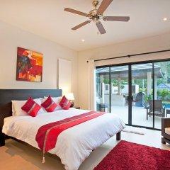 Отель Villa Pagarang комната для гостей фото 4