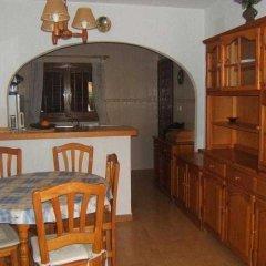Отель Chalets Villas del Mar в номере