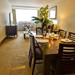 Отель Sanctum International Serviced Apartments Великобритания, Лондон - отзывы, цены и фото номеров - забронировать отель Sanctum International Serviced Apartments онлайн питание фото 2