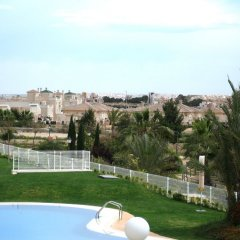 Отель Residencial Novogolf Испания, Ориуэла - отзывы, цены и фото номеров - забронировать отель Residencial Novogolf онлайн приотельная территория