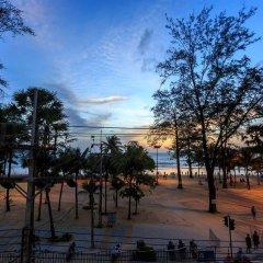 Patong Marina Hotel Патонг приотельная территория