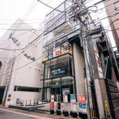 mizuka Daimyo 3 unmanned hotel Фукуока вид на фасад