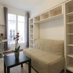 Отель Renovated Studio for 2 Франция, Париж - отзывы, цены и фото номеров - забронировать отель Renovated Studio for 2 онлайн комната для гостей фото 2