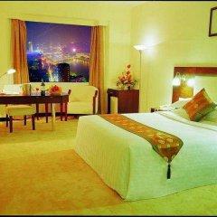 Отель Zhujiang Overseas комната для гостей фото 3