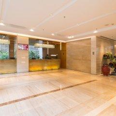 Отель St.Helen Shenzhen Bauhinia Hotel Китай, Шэньчжэнь - отзывы, цены и фото номеров - забронировать отель St.Helen Shenzhen Bauhinia Hotel онлайн интерьер отеля фото 3