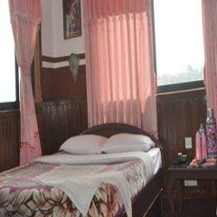 Отель Stupa Resort Nagarkot Непал, Нагаркот - отзывы, цены и фото номеров - забронировать отель Stupa Resort Nagarkot онлайн комната для гостей фото 4