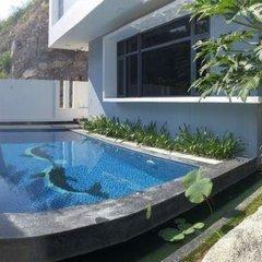 Отель Ngoc Long Villa Nha Trang Ocean View Вьетнам, Нячанг - отзывы, цены и фото номеров - забронировать отель Ngoc Long Villa Nha Trang Ocean View онлайн бассейн