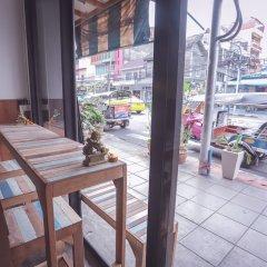 BTS Khaosan Hostel Бангкок фото 4