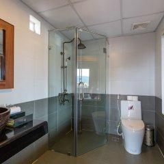 Saparis Hotel ванная