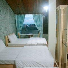 Отель M&G Homestay Далат комната для гостей
