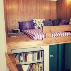 Magic Bus Hostel Lviv комната для гостей фото 2