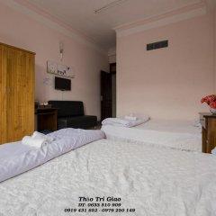 Отель Thao Tri Giao Hotel Вьетнам, Далат - отзывы, цены и фото номеров - забронировать отель Thao Tri Giao Hotel онлайн комната для гостей фото 3