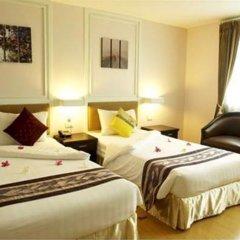 Отель Vista Residence Bangkok Бангкок комната для гостей