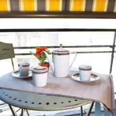 Отель Atticvs di Mamma Ines балкон