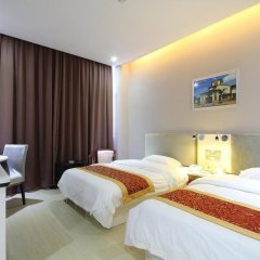 Super 8 Hotel Guangzhou Huang Shi Xi Lu комната для гостей фото 2