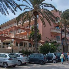 Hotetur Hotel Lago Playa парковка