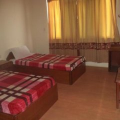 Отель Seven Steps Guest House Непал, Лумбини - отзывы, цены и фото номеров - забронировать отель Seven Steps Guest House онлайн комната для гостей фото 5
