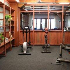 Hotel El Guerra фитнесс-зал фото 2