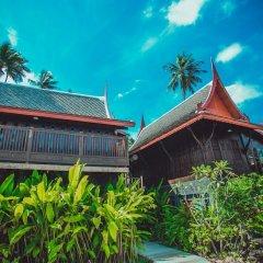 Отель Sasitara Thai villas Таиланд, Самуи - отзывы, цены и фото номеров - забронировать отель Sasitara Thai villas онлайн бассейн фото 2