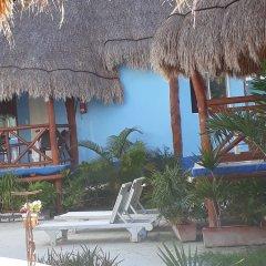 Отель Cielito Holbox пляж
