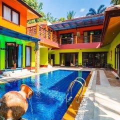 Отель Pailin Villa Phuket бассейн фото 3
