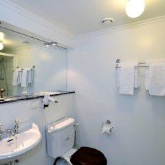 Отель GamlaVaerket Hotel Норвегия, Санднес - отзывы, цены и фото номеров - забронировать отель GamlaVaerket Hotel онлайн ванная