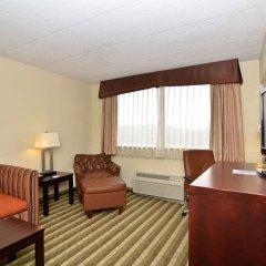 Отель Quality Inn & Suites New York Avenue комната для гостей фото 5