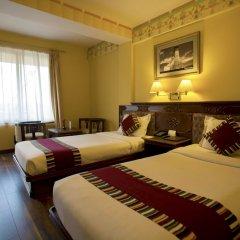Отель Tibet Непал, Катманду - отзывы, цены и фото номеров - забронировать отель Tibet онлайн комната для гостей фото 5