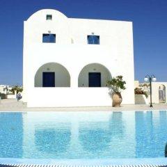 Hotel Blue Bay Villas бассейн