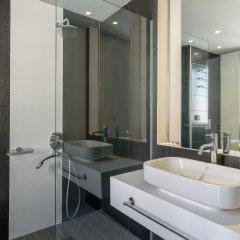 Отель Apollo Hotel 1 Греция, Георгиополис - отзывы, цены и фото номеров - забронировать отель Apollo Hotel 1 онлайн ванная
