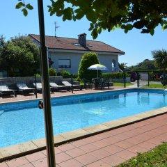 Отель Alojamiento Verdemar Испания, Арнуэро - отзывы, цены и фото номеров - забронировать отель Alojamiento Verdemar онлайн бассейн фото 3