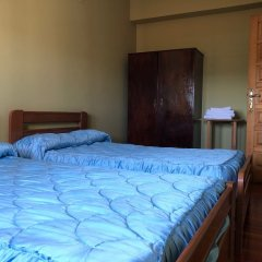 Отель Hostal Galicia Монфорте-де-Лемос сейф в номере