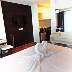 Отель Baan Bangsaray Condo Банг-Саре комната для гостей фото 5
