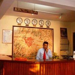 Отель Mandap Hotel Непал, Катманду - отзывы, цены и фото номеров - забронировать отель Mandap Hotel онлайн интерьер отеля фото 2