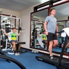 Отель Hoi An Beach Resort фитнесс-зал фото 2