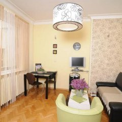 Апартаменты Liza Apartment комната для гостей фото 3
