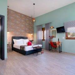 Отель Vintage Suite комната для гостей фото 2