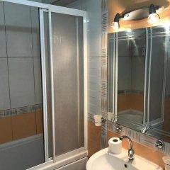 Sahlan Otel by Esila Турция, Усак - отзывы, цены и фото номеров - забронировать отель Sahlan Otel by Esila онлайн ванная фото 2