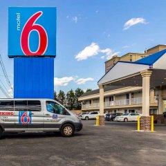 Отель Motel 6 Elizabeth - Newark Liberty Intl Airport США, Элизабет - отзывы, цены и фото номеров - забронировать отель Motel 6 Elizabeth - Newark Liberty Intl Airport онлайн городской автобус