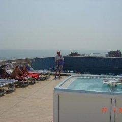 Hotel Metropol Гаттео-а-Маре бассейн