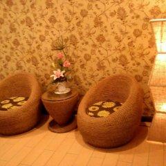 Отель Le Vanvarothai Saladaeng Residence Бангкок сауна