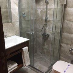 Отель Yaşat otel ванная