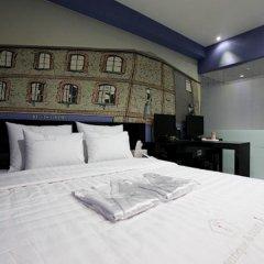 Hotel K комната для гостей