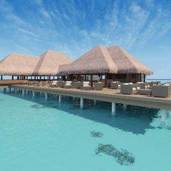 Отель Heritance Aarah Ocean Suites (Premium All Inclusive) Мальдивы, Медупару - отзывы, цены и фото номеров - забронировать отель Heritance Aarah Ocean Suites (Premium All Inclusive) онлайн пляж