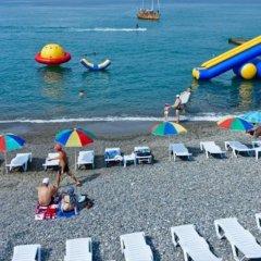 Гостиница Smena пляж