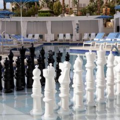 Отель Delano Las Vegas at Mandalay Bay фото 3